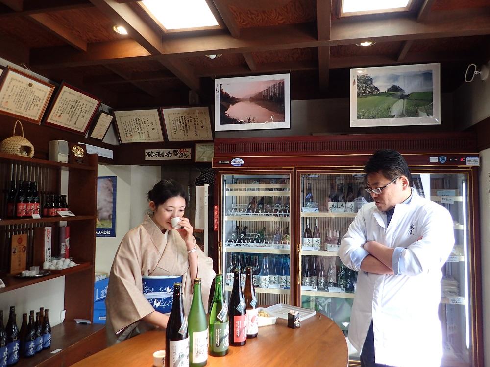 田中屋酒造店(長野県飯山市)